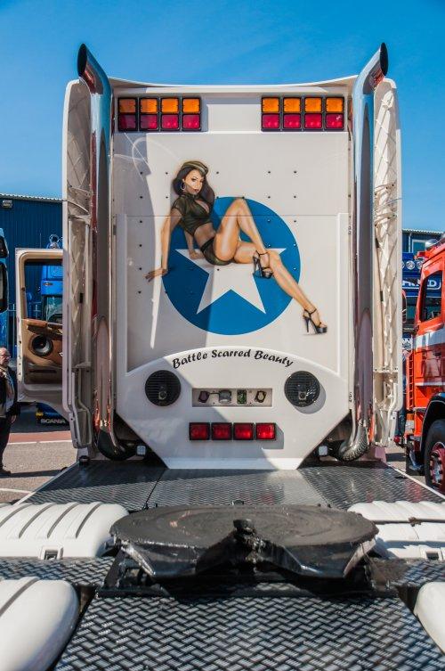 Scania R620 (vrachtwagen), foto van xrayjaco