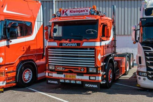 Scania 142, foto van xrayjaco
