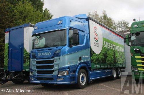 Scania R450 (new), foto van Alex Miedema