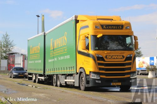 Scania R410 (new), foto van Alex Miedema