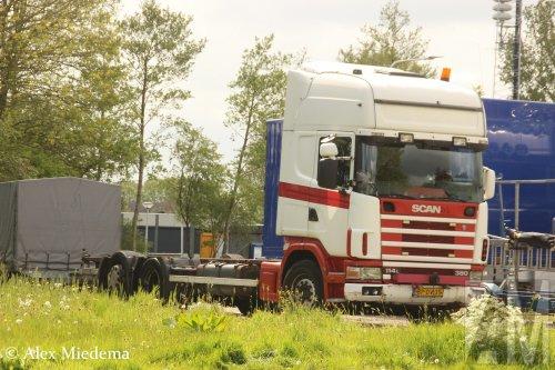 Scania 114, foto van Alex Miedema