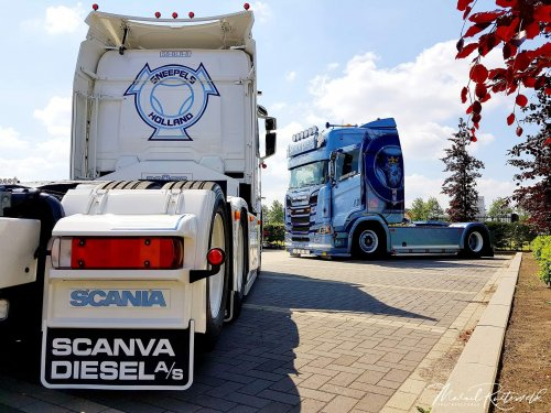 Scania R-serie, foto van Marcel Ruiterveld