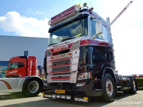 Scania S-serie, foto van Marcel Ruiterveld