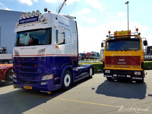 Scania Vrachtwagen, foto van Marcel Ruiterveld