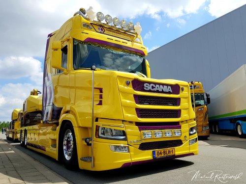 Scania S650T (vrachtwagen), foto van Marcel Ruiterveld