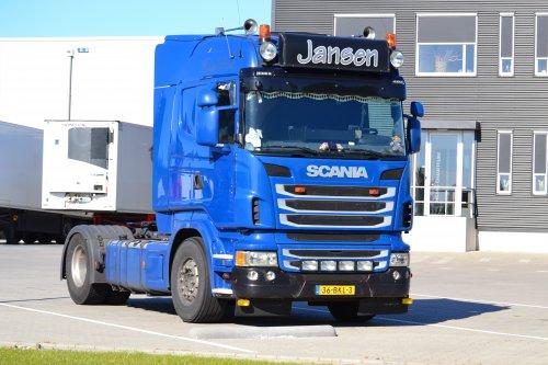 Scania R480, foto van coen-ensing