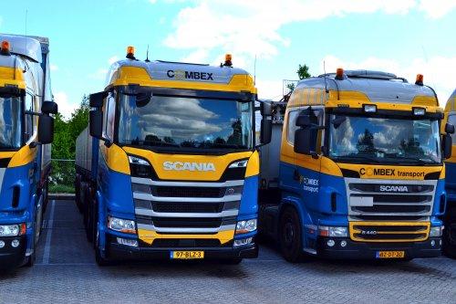 Scania R450 (new), foto van Lucas Ensing