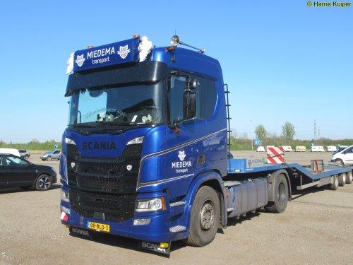 Scania R450 (new) (vrachtwagen), foto van oldtimergek