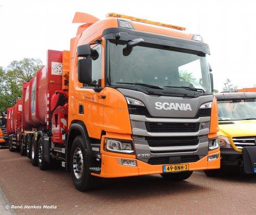 Scania P370, foto van René