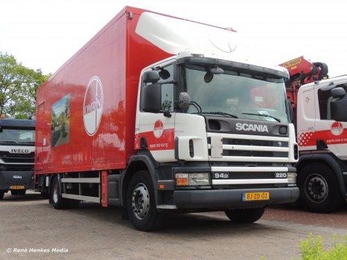 Scania 94, foto van René