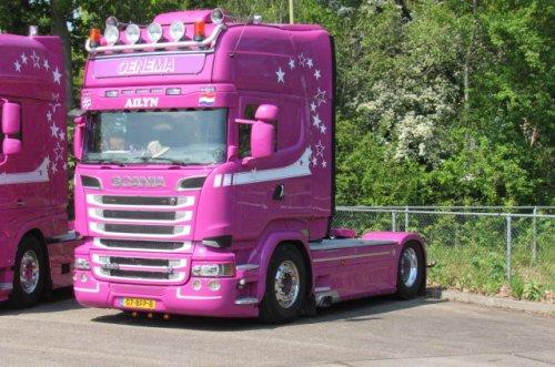 Scania R580, foto van coen-ensing
