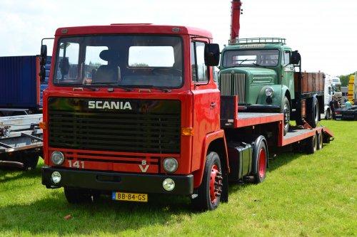 Scania 141, foto van coen-ensing