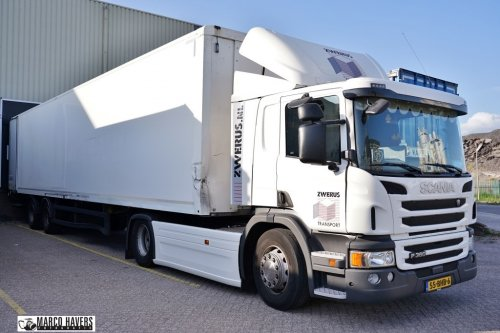 Scania P360, foto van marco-havers