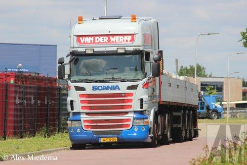 Scania R400, foto van Alex Miedema