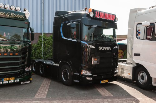 Scania S450, foto van xrayjaco
