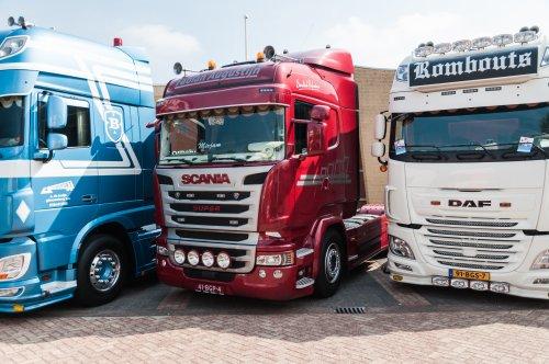 Scania R410, foto van xrayjaco