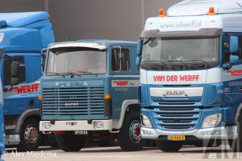 Scania 110, foto van Alex Miedema