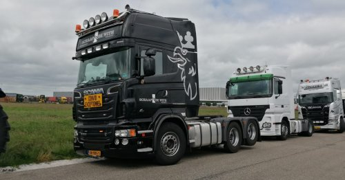 Scania R500, foto van johan-van-der-burg