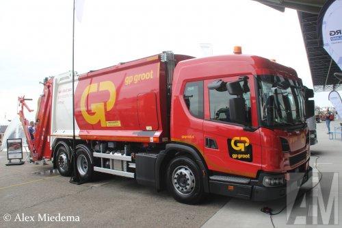 Scania L280, foto van Alex Miedema