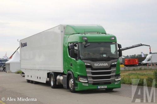 Scania G410, foto van Alex Miedema