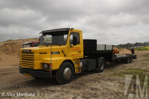 Scania T82, foto van Alex Miedema