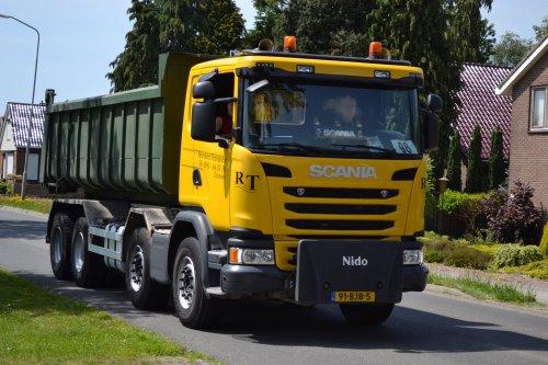 Scania G450, foto van coen-ensing
