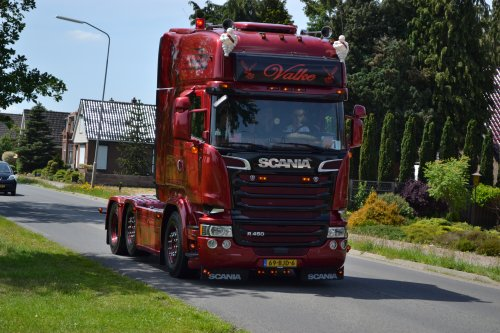 Scania R450, foto van coen-ensing