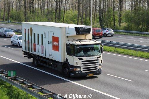 Scania P-serie, foto van arjan-dijkers