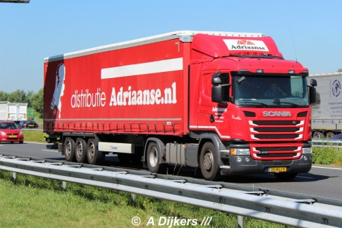 Scania G410, foto van arjan-dijkers