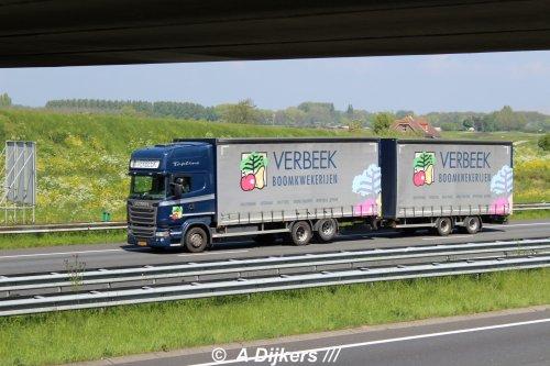 Scania R-serie, foto van arjan-dijkers