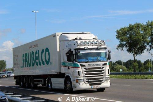 Scania G450, foto van arjan-dijkers