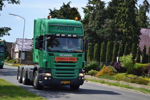 Scania R560, foto van coen-ensing