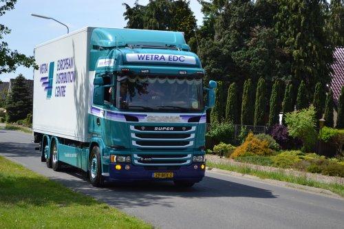 Scania G410, foto van coen-ensing