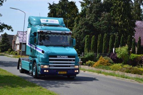 Scania T144, foto van coen-ensing