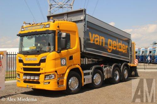 Scania G500, foto van Alex Miedema