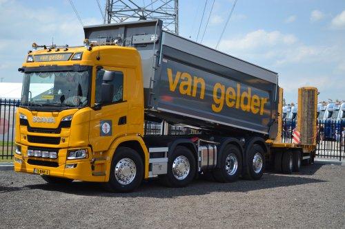 Scania G500, foto van coen-ensing