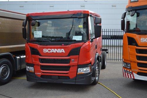 Scania P280, foto van coen-ensing