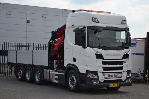 Scania R500 (new), foto van coen-ensing