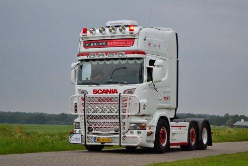 Scania R440, foto van Lucas Ensing