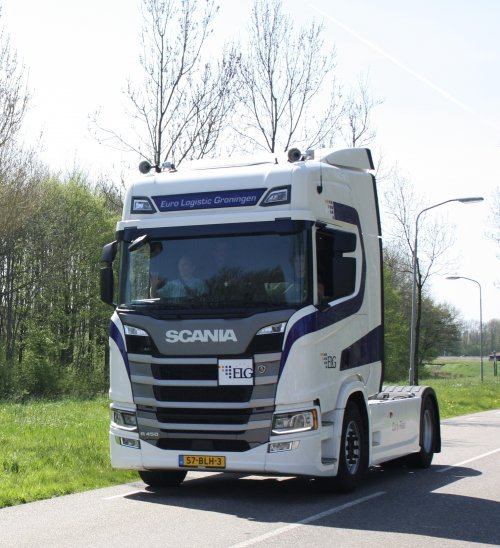 Scania R450 (new), foto van gekke drent