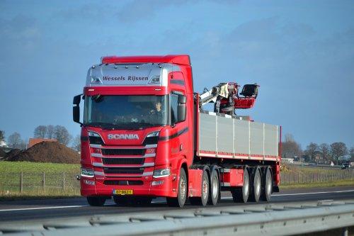 Scania R520 (new), foto van Lucas Ensing