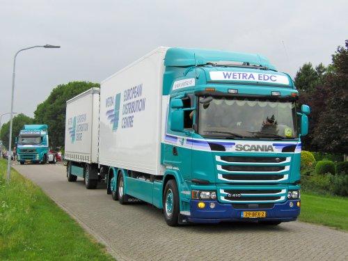 Scania G410, foto van Lucas Ensing