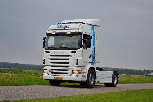 Scania R380, foto van Lucas Ensing