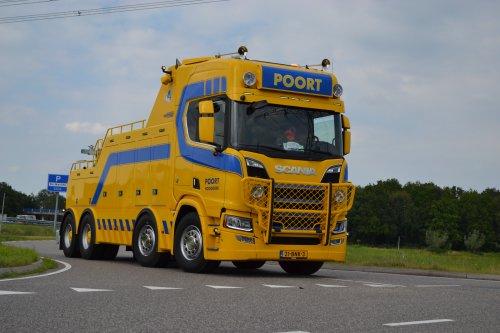 Scania R650, foto van coen-ensing