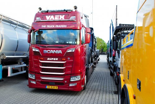 Scania S730, foto van Lucas Ensing