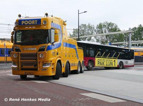 Scania S650, foto van René
