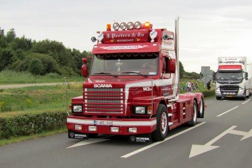 Scania T143, foto van Lucas Ensing