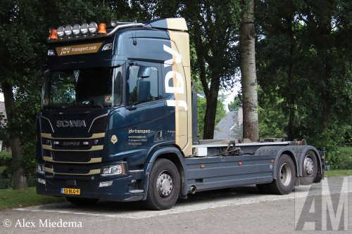 Scania R520 (new), foto van Alex Miedema