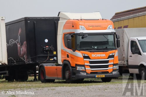 Scania P320, foto van Alex Miedema