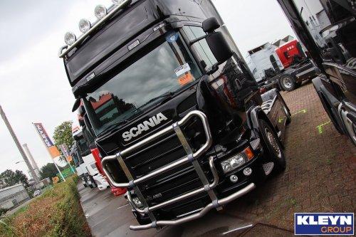 Scania R450, foto van Katy Kleyn